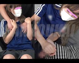 J○の手コキ&ぶっかけ vol.25